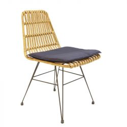 Outdoor Chair Surabaya | Natural