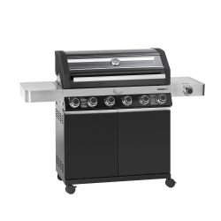 Gas Barbecue Videro G6 50 mbar 4 Burners
