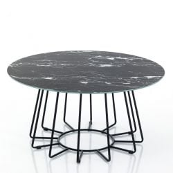 Table basse Bristol | Noir