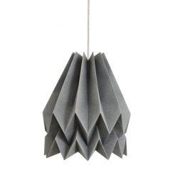 Plain Lampshade | Dark Grey