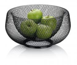 Fruit Basket Marlo Large | Black