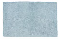 Tapis de Bain Ladessa Uni Gris Clair | 65 x 55 x 2 cm