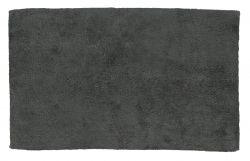 Tapis de Bain Ladessa Uni Gris | 100 x 60 x 2 cm