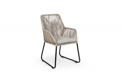 Outdoor Dining Chair Midway | Beige
