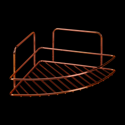 Bathroom Rack Reflex | Copper
