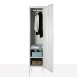 Cabinet Industrial | White