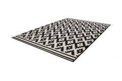 Teppich Stella 300 | Schwarz & Weiß