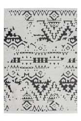 Bella Rug | Black & White