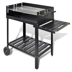 Charcoal Barbecue 2 Wheels