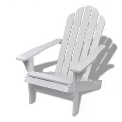 Garden Chair | White