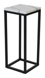 Accent Marmeren Pedestal | Zwart