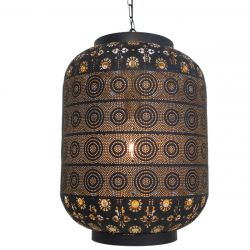 Pendant Lamp Kiri | Black