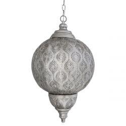 Pendant Lamp Melton | Silver