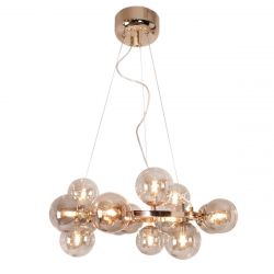 Pendant Lamp Splendor | Amber / Gold