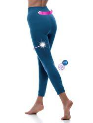 Sport Legging Emana Noah | Benzin Blau