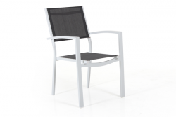 Armchair Leone | White