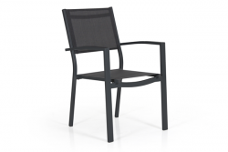 Armchair Leone | Black
