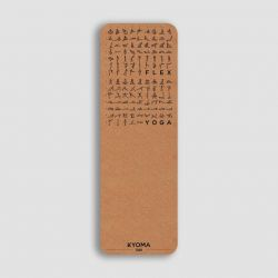 Kyoma Instructional Yoga Mat | Original