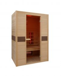 Infrared Sauna Ruby | 2 Persons