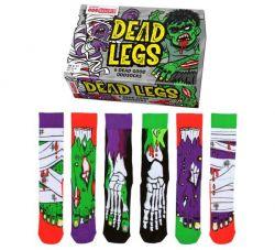 Socks Dead Legs | 6er-Satz