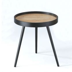 Table basse Charlotte | Noir