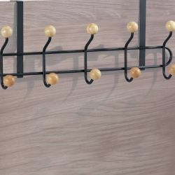 Coat Stand Macallan | 10 Hooks | Black