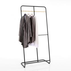 Clothes Rack Madi | Black