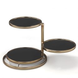 Table basse Ricky | Noir