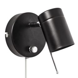 Wall Lamp Correct | Black