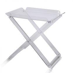 Table Pliante Simply 2.0 | Transparent