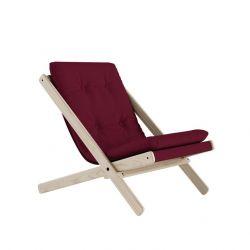 Chair Boogie | Raw / Bordeaux