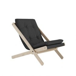 Chair Boogie | Raw / Dark Grey