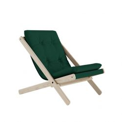 Chair Boogie | Raw / Forest Green