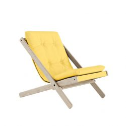 Chair Boogie | Raw / Yellow