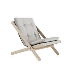 Chair Boogie | Raw / Light Grey