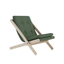 Chair Boogie | Raw / Olive Green