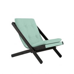 Chair Boogie | Black Lacquered / Mint