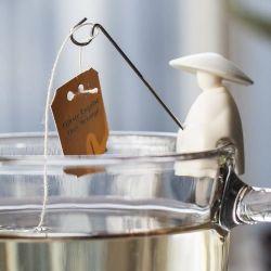 Teehalter Fischer 4er-Set