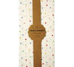 Tablecloth | Toot Sweet Spotty