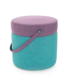 Kova Pouf | Purple