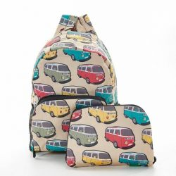 Backpack Camper Vans | Beige