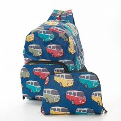 Backpack Camper Vans | Blue