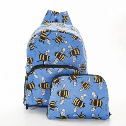 Backpack Bee | Blue