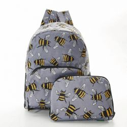 Backpack Bee | Grey