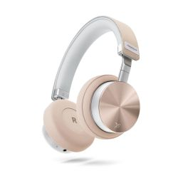 Bluetooth On-Ear Headphones Wireless Concert One | Rose Gold
