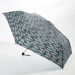 Schirmfedern | Schwarz