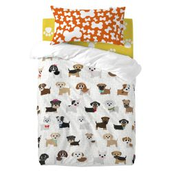 Duvet Cover Set | Dogs