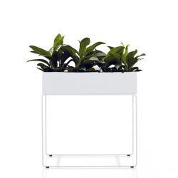 Pot de Plantes d'Extérieur/Intérieur Agnes Tall | Blanc