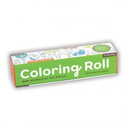 Colouring Roll | Animals