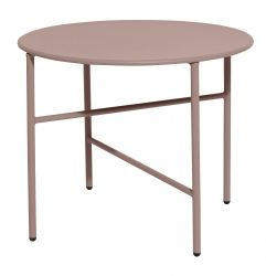 Table d'Appoint Ø 50 cm | Antler Rose
